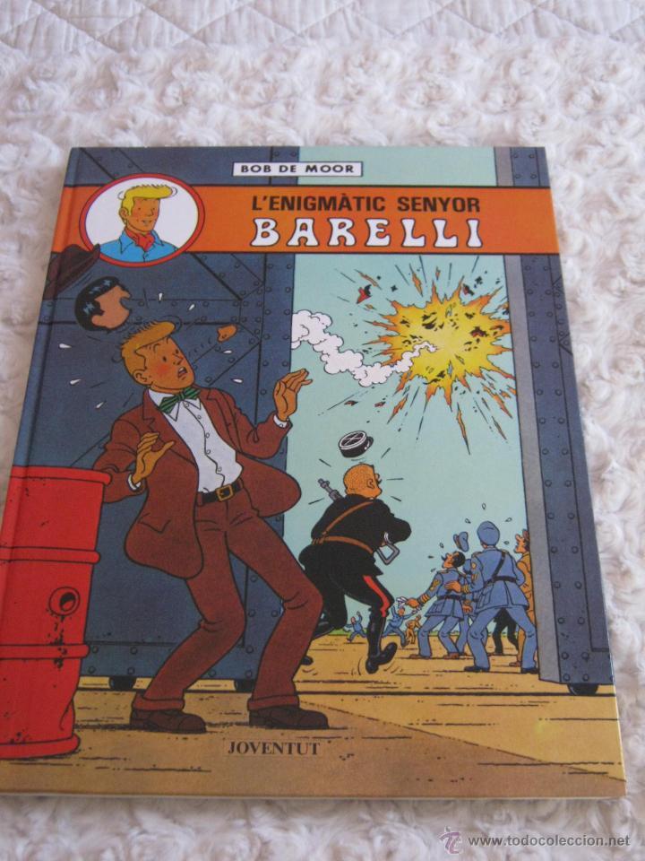 BARELLI N. 1 -L´ ENIGMATIC SENYOR BARELLI - CATALA (Tebeos y Comics - Juventud - Barelli)