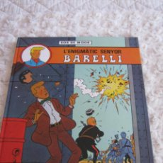 Cómics: BARELLI N. 1 -L´ ENIGMATIC SENYOR BARELLI - CATALA. Lote 48992718