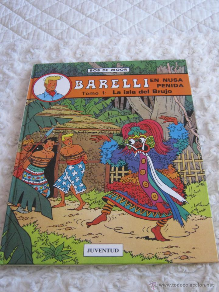BARELLI - N. 2 - EN NUSA PENIDA TOMO - 1 LA ISLA DEL BRUJO (Tebeos y Comics - Juventud - Barelli)