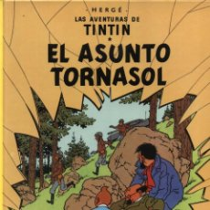 Cómics: LAS AVENTURAS DE TINTIN. EL ASUNTO TORNASOL. TAPAS DURAS . EDITORIAL JUVENTUD 1990.. Lote 49017003