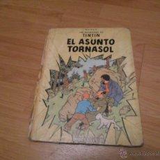Cómics: HERGE, TINTIN. EL ASUNTO TORNASOL. ED. JUVENTUD, 2 ED. 1965. Lote 49134257