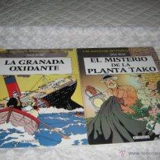 Cómics: LAS AVENTURAS DEL PROFESOR PALMERA - LA GRANADA OXIDANTE Y EL MISTERIO DE LA PLANTA TAKO. Lote 49153135