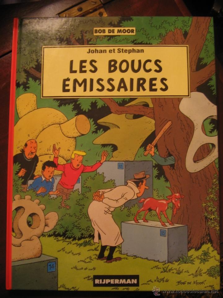Cómics: Bob de Moor Las aventuras de Oscar y Julian COMIC SUPER DIFICIL - Foto 5 - 49194983