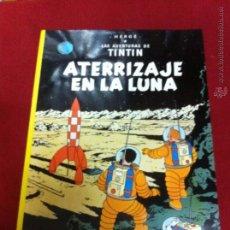 Cómics: JUVENTUD - TINTIN - ATERRIZAJE EN LA LUNA VIGESIMO SEGUNDA EDICION 2003. Lote 49426638