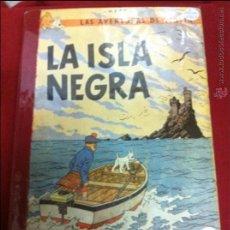 Cómics: JUVENTUD - LA ISLA NEGRA SEGUNDA EDICION DE 1967. Lote 49521609