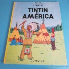 Cómics - TINTIN EN AMÉRICA. HERGÉ. - 49617439