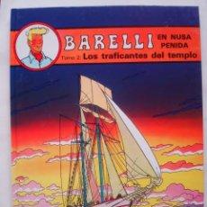 Cómics: EL ENIGMÀTICO SEÑOR BARELLI - COLECCIÓN COMPLETA 5 TOMOS (3 EN CASTELLANO Y 2 EN CATALÁN) JUVENTUD. Lote 49655661