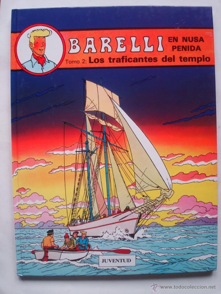 Cómics: El enigmàtico Señor Barelli - Colección COMPLETA 5 tomos (3 en castellano y 2 en catalán) Juventud - Foto 4 - 49655661
