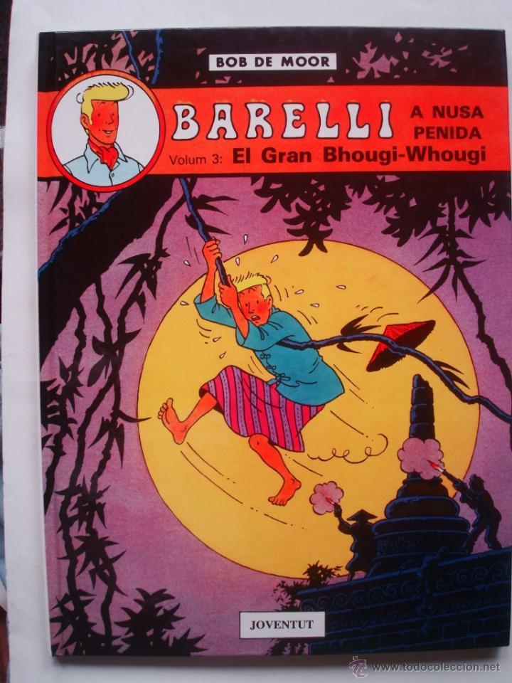 Cómics: El enigmàtico Señor Barelli - Colección COMPLETA 5 tomos (3 en castellano y 2 en catalán) Juventud - Foto 5 - 49655661