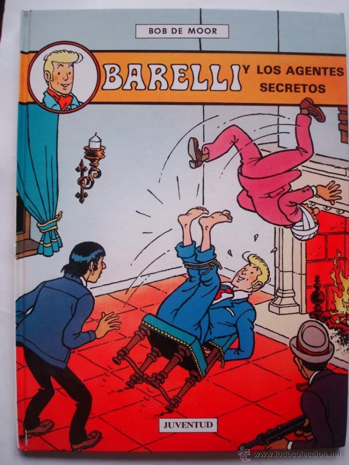 Cómics: El enigmàtico Señor Barelli - Colección COMPLETA 5 tomos (3 en castellano y 2 en catalán) Juventud - Foto 6 - 49655661