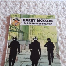 Cómics: HARRY DICKSON - ELS ESPECTRES BOTXINS N. 2 - CATALA. Lote 50097273