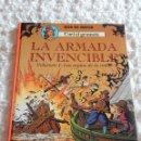 Cómics: CORI EL GRUMETE - LA ARMADA INVENCIBLE VOLUMEN - 1 LOS ESPIAS DE LA REINA. Lote 50097545
