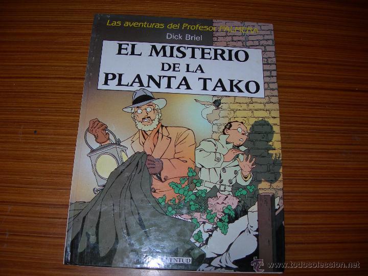 LAS AVENTURAS DEL PROFESOR PALMERA EDITORIAL JUVENTUD (Tebeos y Comics - Juventud - Otros)