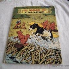 Cómics: YAKARI Y LOS CASTORES Nº 3.EDITORIAL JUVENTUD 1ª EDICION 1980. Lote 207234337