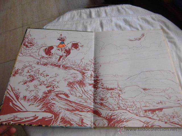 Cómics: YAKARI Y LOS CASTORES Nº 3.EDITORIAL JUVENTUD 1ª EDICION 1980 - Foto 3 - 207234337