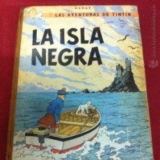 Cómics: JUVENTUD - LA ISLA NEGRA TERCERA EDICION DE 1969. Lote 50261323