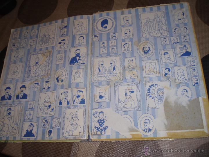 Cómics: tintin en el congo primera edicion 1968 usado - Foto 6 - 50274152