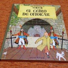 Comics : TINTÍN - JUVENTUD - EL CETRO DE OTTOKAR - 4ª /1968 - MUY BUENO - SIN SORPRESAS. Lote 50294503