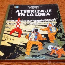 Cómics: TINTÍN - JUVENTUD - ATERRIZAJE EN LA LUNA - 4ª /1967 - BUENO DE TODO - SIN SORPRESAS. Lote 50295024