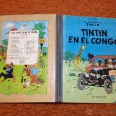 Cómics: TINTÍN - JUVENTUD - TINTÍN EN EL CONGO - 1/68 - BUENO - SIN SORPRESAS. Lote 50299191