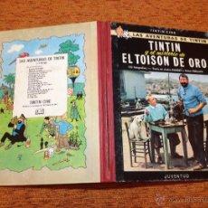 Cómics: TINTÍN - JUVENTUD - EL TOISÓN DE ORO - 2/68 - BUENO - SIN SORPRESAS - CP. Lote 50299323