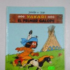 Cómics: YAKARI EL PRIMER GALOPE Nº 16 - ED. JUVENTUD. TDKC10. Lote 50448632