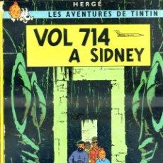 Cómics: TINTIN VOL 714 A SIDNEY (1982) 5ª EDICIÓN EN CATALÁN. Lote 50685877