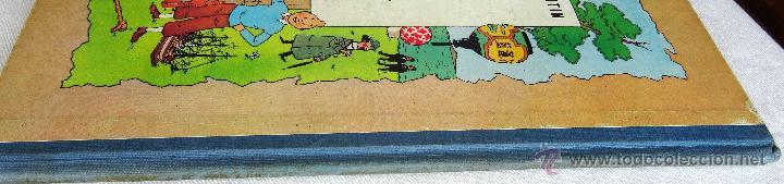 Cómics: Tintin El Loto Azul 1ª Edición - Foto 5 - 50681289