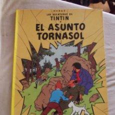 Cómics: HERGE - LAS AVENTURAS DE TINTIN - EL ASUNTO TORNASOL. Lote 51224775