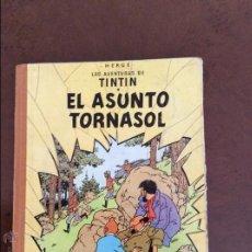 Cómics: TINTIN. EL ASUNTO TORNASOL. 2 EDICION. 1965.. Lote 51064977