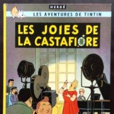 Comics - LES JOIES DE LA CASTAFIORE Les Aventures de Tntin HERGÉ Editorial Juventut Tapa Dura 1987 Nuevo - 51067987