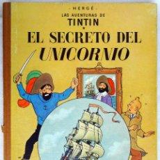 Cómics: EL SECRETO DEL UNICORNIO 4º EDICIÓN. Lote 51189109