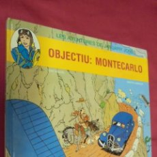 Cómics: LES AVENTURES DE JANUARY JONES. Nº 1. OBJECTIU: MONTECARLO. ERIC HEUVEL. JOVENTUT. EN CATALÁ.. Lote 51191082