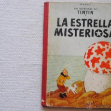 Cómics: LA ESTRELLA MISTERIOSA EDITORIAL JUVENTUD TERCERA EDICION 1967. Lote 51204120