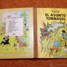 Cómics: TINTÍN - JUVENTUD - EL ASUNTO TORNASOL - 2ª SEGUNDA EDICIÓN - 1965 - BUENO - CP. Lote 51380622