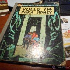 Cómics: PRIMERA EDICION VUELO 714 PARA SIDNEY 1969 TINTIN. Lote 51588629