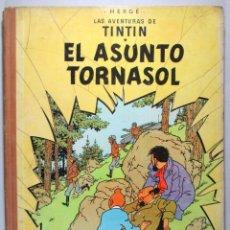 Cómics: TINTIN - EL ASUNTO TORNASOL - HERGÉ - SEGUNDA EDICIÓN, 1965 - ED. JUVENTUD. Lote 57577955