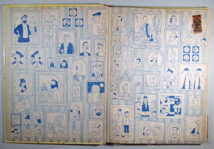 Cómics: TINTIN - EL ASUNTO TORNASOL - HERGÉ - SEGUNDA EDICIÓN, 1965 - ED. JUVENTUD - Foto 4 - 57577955