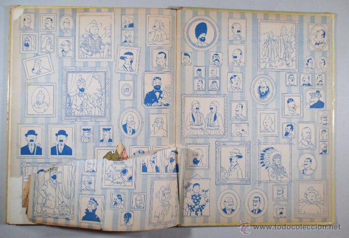 Cómics: TINTIN - EL ASUNTO TORNASOL - HERGÉ - SEGUNDA EDICIÓN, 1965 - ED. JUVENTUD - Foto 12 - 57577955
