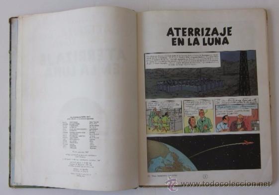 Cómics: ATERRIZAJE EN LA LUNA Y EL SECRETO DEL UNICORNIO - Foto 3 - 51783476
