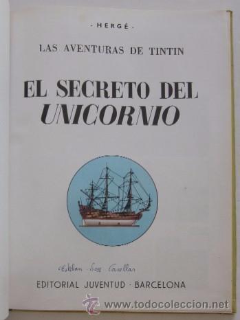Cómics: ATERRIZAJE EN LA LUNA Y EL SECRETO DEL UNICORNIO - Foto 9 - 51783476