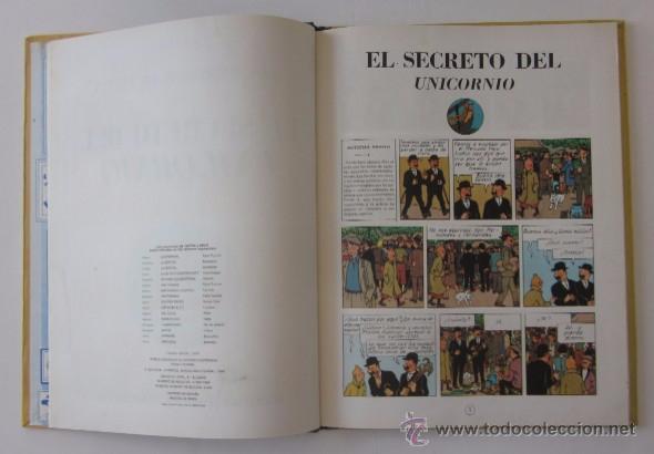 Cómics: ATERRIZAJE EN LA LUNA Y EL SECRETO DEL UNICORNIO - Foto 10 - 51783476