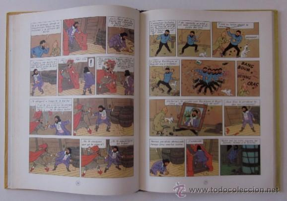 Cómics: ATERRIZAJE EN LA LUNA Y EL SECRETO DEL UNICORNIO - Foto 11 - 51783476