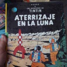 Cómics: TINTIN ATERRIZAJE EN LA LUNA1989. Lote 51794509