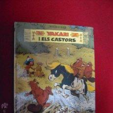 Cómics: YAKARI 3 - YAKARI I ELS CASTORS - DERIB & JOB - CARTONE - EN CATALAN. Lote 51920234