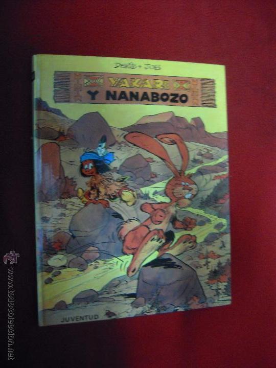 YAKARI 4 - YAKARI Y NANABOZO - DERIB & JOB - CARTONE (Tebeos y Comics - Juventud - Yakary)