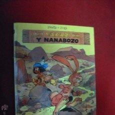 Cómics: YAKARI 4 - YAKARI Y NANABOZO - DERIB & JOB - CARTONE. Lote 51920261