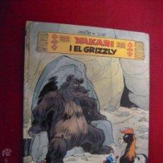 Cómics: YAKARI 5 - YAKARI I ELS GRIZZLY - DERIB & JOB - CARTONE - EN CATALAN. Lote 51920281