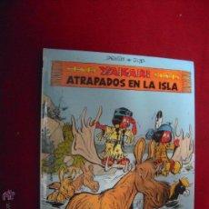 Cómics: YAKARI 9 - YAKARI ATRAPADOS EN LA ISLA - DERIB & JOB - CARTONE. Lote 51920353