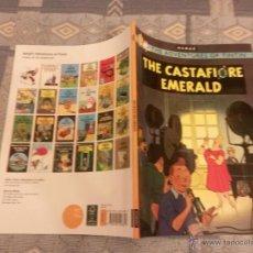 Cómics - TINTIN IDIOMAS - LAS JOYAS DE CASTAFIORE - CASTAFIORE EMERALD - INGLES - EGMONT - 52020018